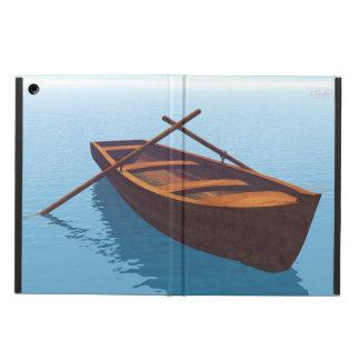Wood boat - 3D render iPad Air Case