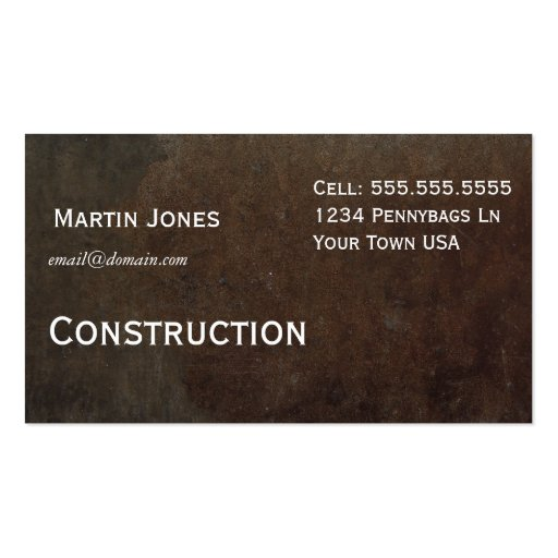 Wood business card zazzle for Woodwork business cards