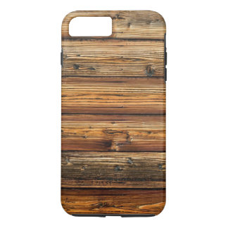 Wood Cabin iPhone 7 Plus Tough Case
