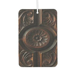 Wood Carving Air Freshener