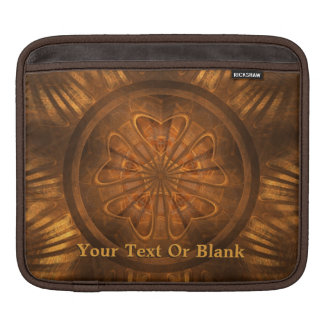 Wood Carving Sleeve For iPads