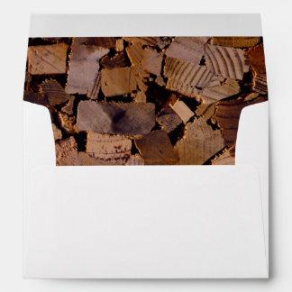 wood chip  design envelope