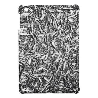 Wood Chips iPad Mini Cases