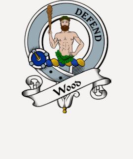 Wood Clan Badge Tshirt