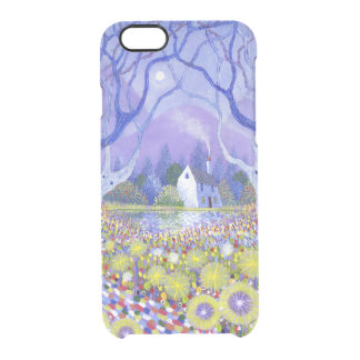 Wood Cottage 2013 Clear iPhone 6/6S Case