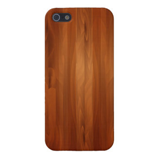 Wood Cover For iPhone SE/5/5s