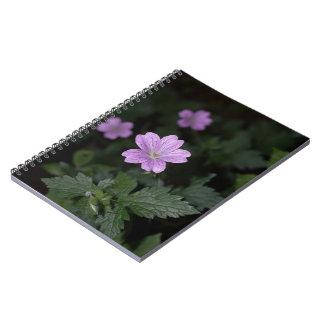 Wood Cranesbill Notebook