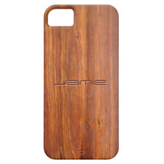 Wood Customized iPhone5 covers iPhone SE/5/5s Case