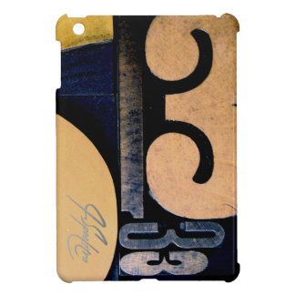 Wood Cut 53 Case For The iPad Mini