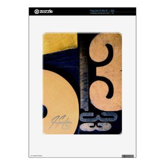 Wood Cut 53 iPad Skins