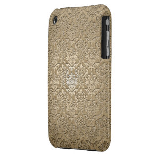 Wood Damask iPhone 3 Cover