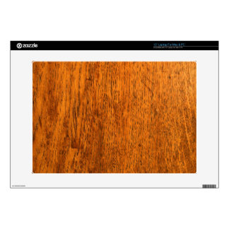 """Wood Decals For 15"""" Laptops"""