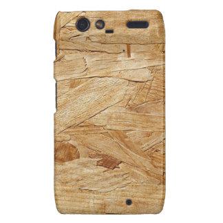 Wood Design Motorola Droid RAZR Cases