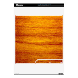 Wood Design PS3 Slim Console Skin