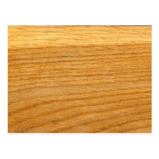 Wood Design Quercus Postcard