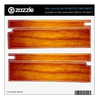 Wood Design Orbit M Speaker Skins