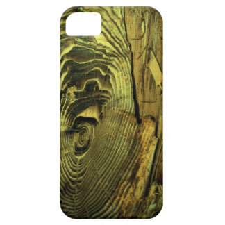 Wood Distressed Burnt Driftwood iPhone 5 Cases