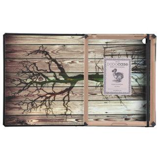 Wood DODOcase for iPad iPad Folio Case