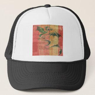 Wood Dragon 4 Trucker Hat