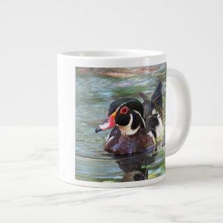 Wood Duck 20 oz Coffee Mug