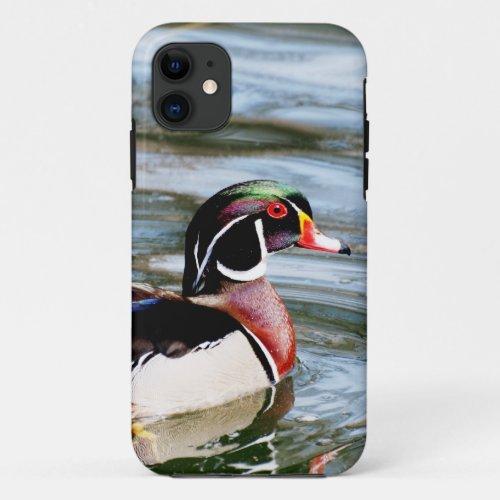 Wood Duck Phone Case