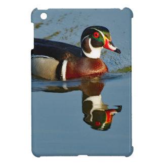 Wood Duck Drake Reflecting iPad Mini Cases