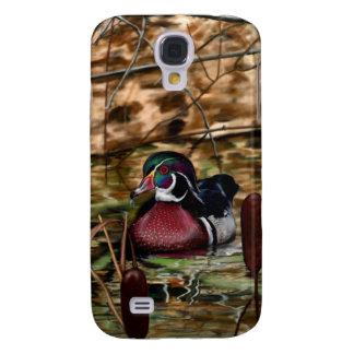 Wood Duck Galaxy S4 Case