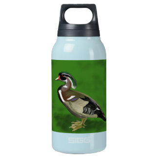Wood Duck Insulated Water Bottle
