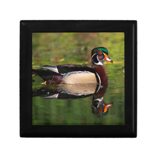 Wood Duck Keepsake Box