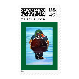 WOOD DUCK STAMP
