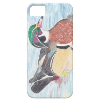 Wood Duck Reflections iPhone SE/5/5s Case