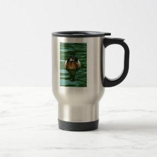 Wood Duck Travel Mug