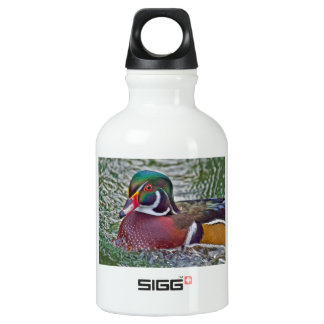 Wood Duck Water Bottle