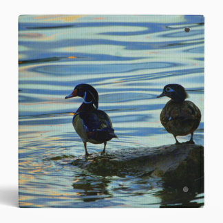Wood Ducks Binders