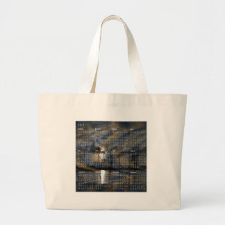Wood Effects Calender 2012 Tote Bags