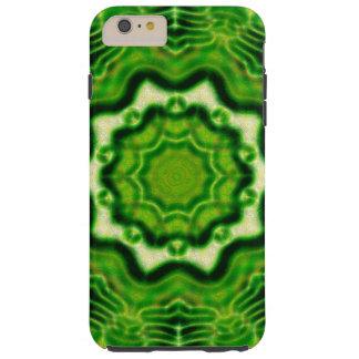 WOOD Element kaleido pattern Tough iPhone 6 Plus Case