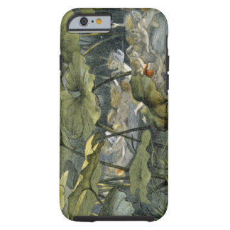 Wood Elves at Play, illustration from 'In Fairylan Tough iPhone 6 Case