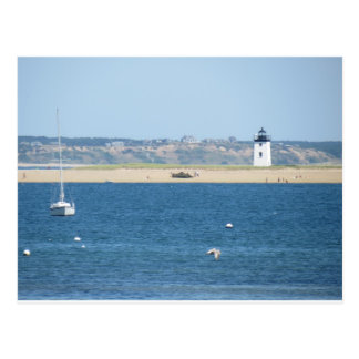 Wood End Lighthouse, Provincetown, Cape Cod, MA Post Card