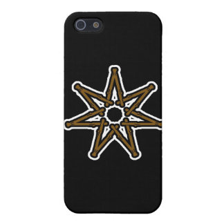 Wood fairy star covers for iPhone 5