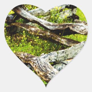 Wood_Fence.JPG Heart Sticker