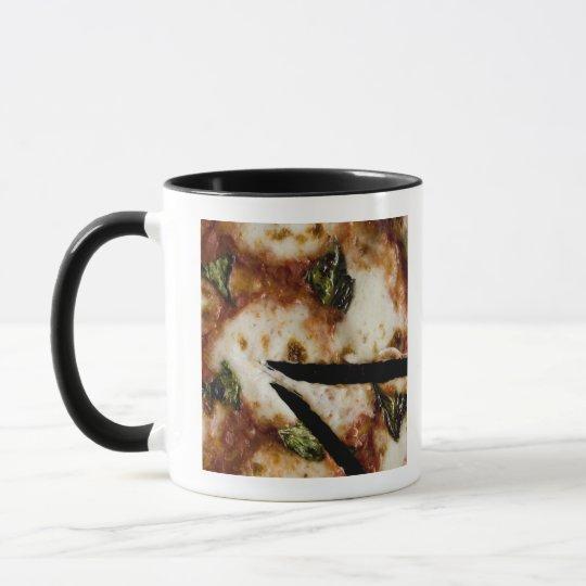 wood-fired cheese pizza mug