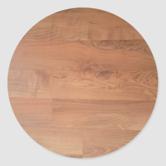 Wood Flooring Pattern Sticker Seal