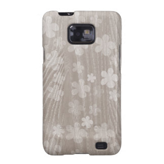 Wood&Flowers Case-Mate Case Galaxy SII Case