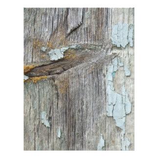 wood flyer