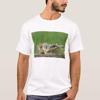 Wood frog. Rana sylvatica T-Shirt
