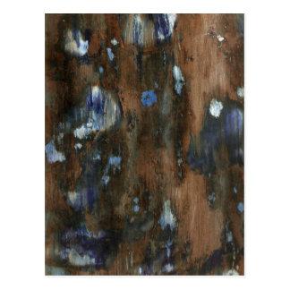 wood furniture aged texture postcard