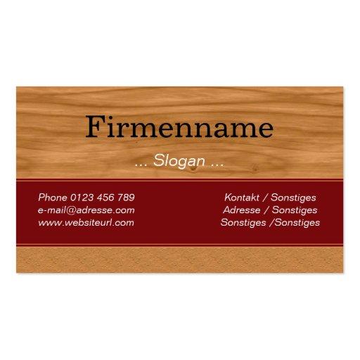 Wood furniture business plan 60