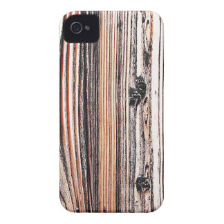 Wood Furniture Natural Brown Texture Style Fashion Case-Mate iPhone 4 Case