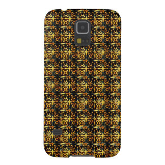 Wood Furniture Natural Brown Texture Style Fashion Cases For Galaxy S5