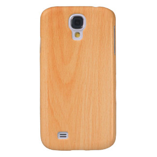 Wood Furniture Natural Brown Texture Style Fashion Galaxy S4 Cover